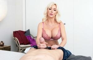 Handjob Boobs Porn